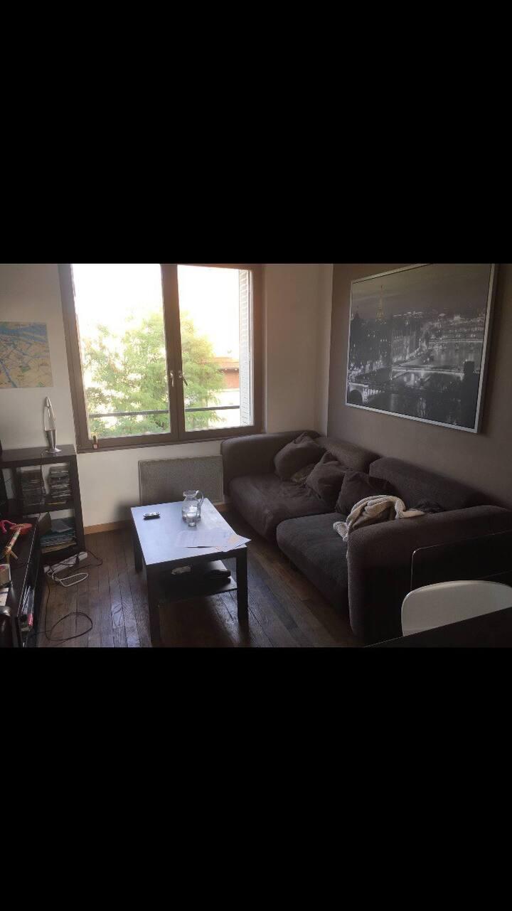 Appartement tout équipé Nancy centre