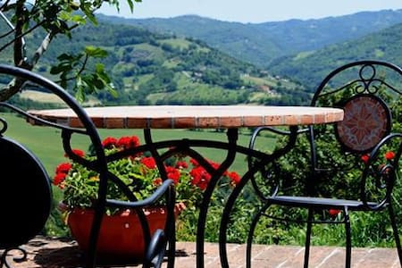 B&B Amazing vistas - Perugia