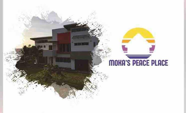 MOKA'S PEACE PLACE!!! 20 min del aeropuerto