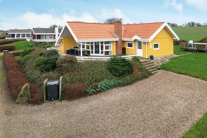 Gorgeous Holiday Home in Jutland with Sauna