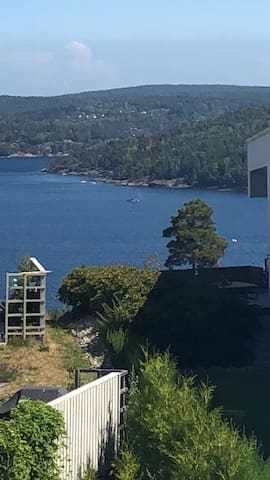 Enebolig i idylliske Åros