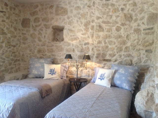 Dream rooms between Rome and Naples - Castelnuovo parano - Talo