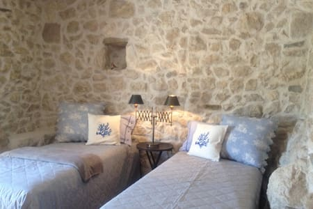 Dream rooms between Rome and Naples - Castelnuovo parano - Hus