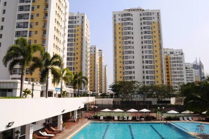 D&D Apartment-Skygarden 3, Phu My Hung Residence