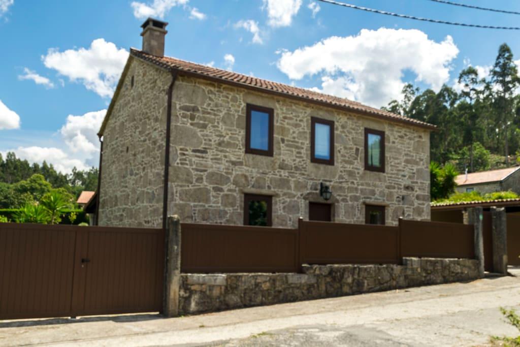 Casa de campo en bugallido chalets for rent in - Casas de campo en galicia ...
