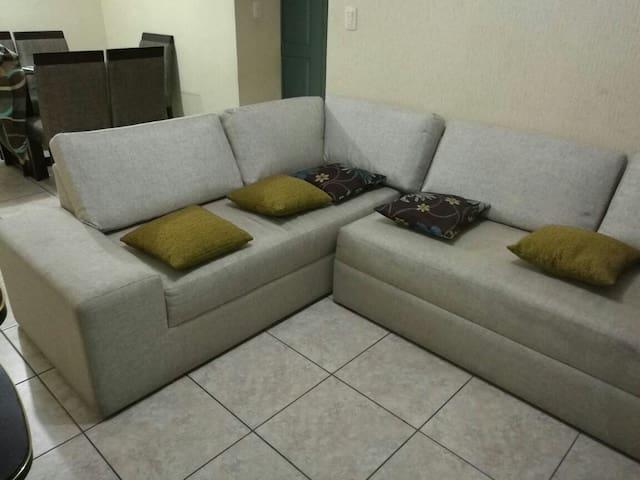 Departamento amoblado completo - Distrito de Lima - Apartment