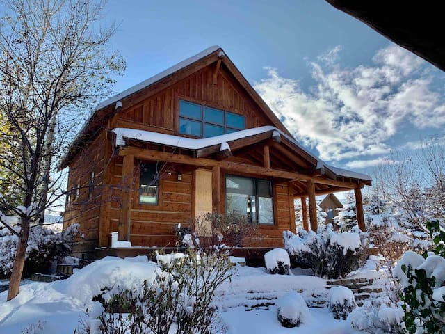 Guesthouse nestled in the foothills of Bozeman