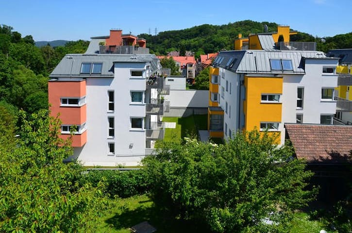 Paradise for nature lovers, cozy room near Vienna - Purkersdorf - Appartement