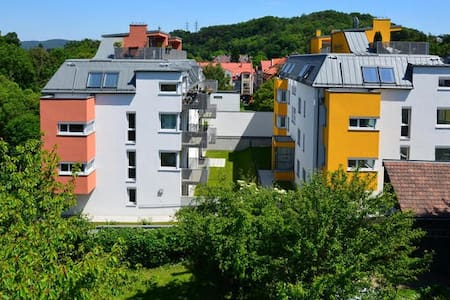 Paradise for nature lovers, cozy room near Vienna - Purkersdorf - อพาร์ทเมนท์