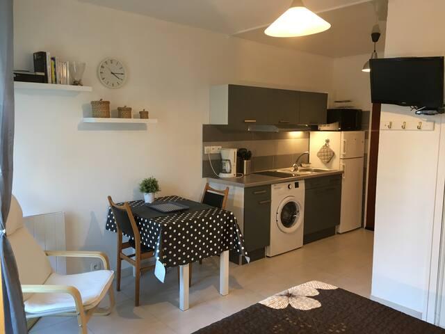 appartement proche de la cure