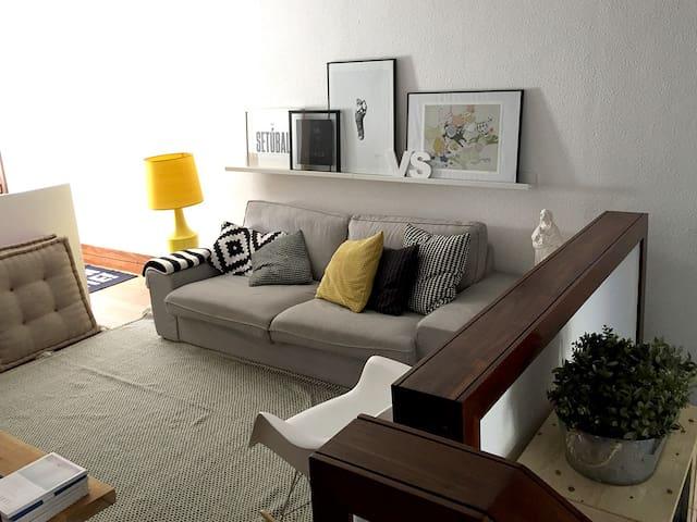 Casa das Conchas - Carvalhal - Apartment