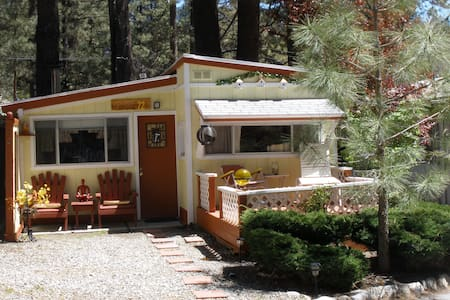 COZY, QUAINT & COMFORTABLE COTTAGE - Idyllwild-Pine Cove
