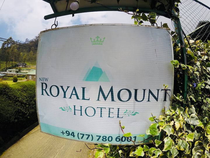 Royal Mount Hotel 2