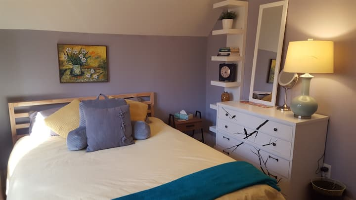 Cozy Room in Highland/SouthWedge, Room #2