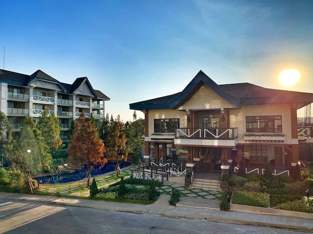 Pine Suites Tagaytay, 2-4pax, Wifi/cable/parking
