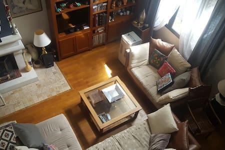 Chambre de 16 m2 dans maison paisible avec jardin