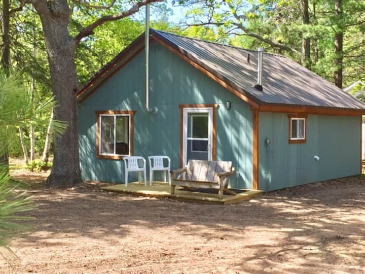 Escape the virus at Culhane Lake Resort off grid.