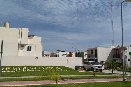 Casa en zona residencial Buenavista - Ciudad del Carmen