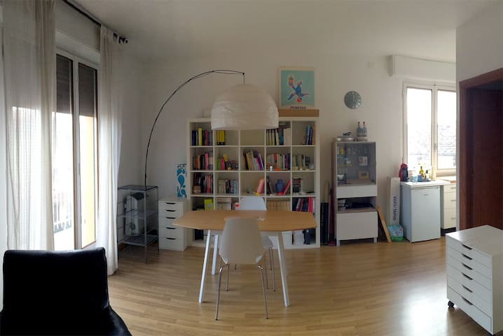 Independent studio flat at 5 min. from the centre. - Lucca - Apartemen
