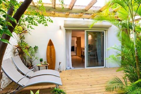 Cupecoy Coté Jardin Studio