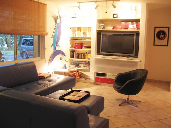 Single family beach house