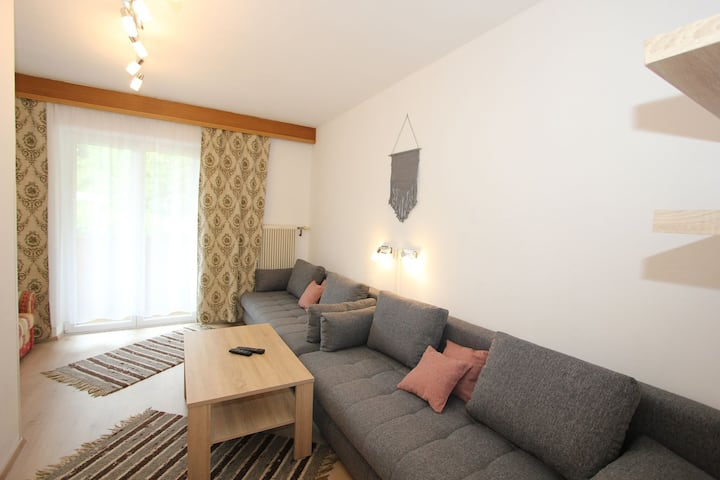 Hilltop Apartment in Aschau im Zillertal near Ski Area