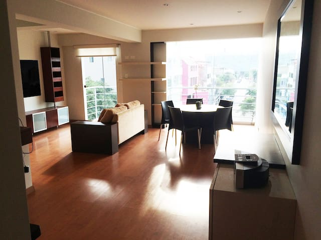 Beautiful apartment for two in miraflores - Miraflores - Appartement
