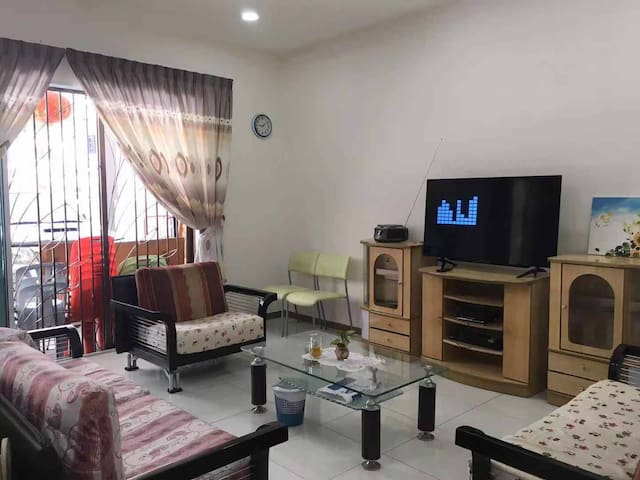 Ipoh Taman Saikat Rent a room