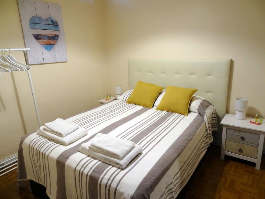 1st Double Room