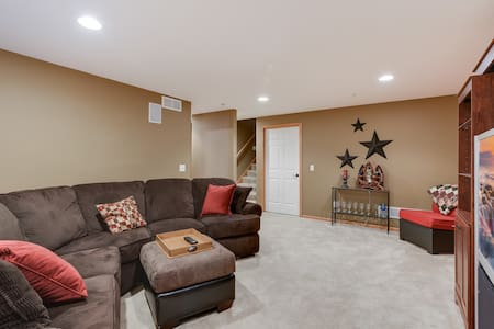 Beautiful Suite in townhome