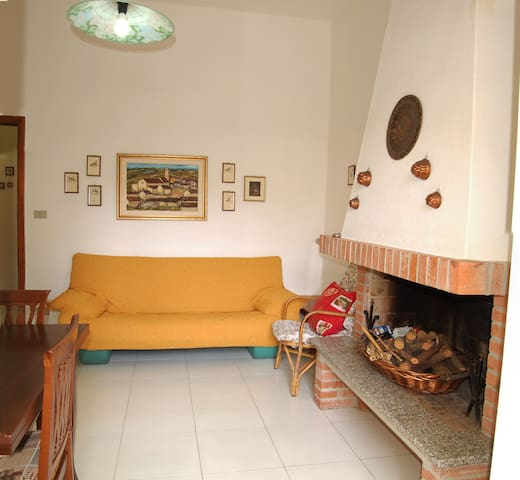 Domus Mater, appartamento nel quartiere Is Bingias