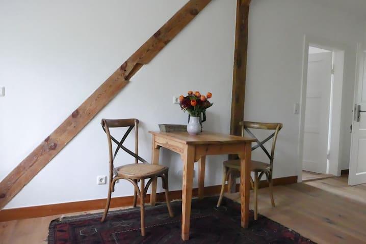 Seehof Wünsdorf (FeWo Buntspecht) - Zossen - Lägenhet