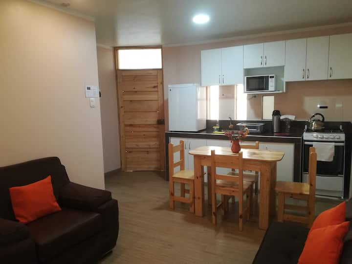 Mini apartamento 401 (4to piso)