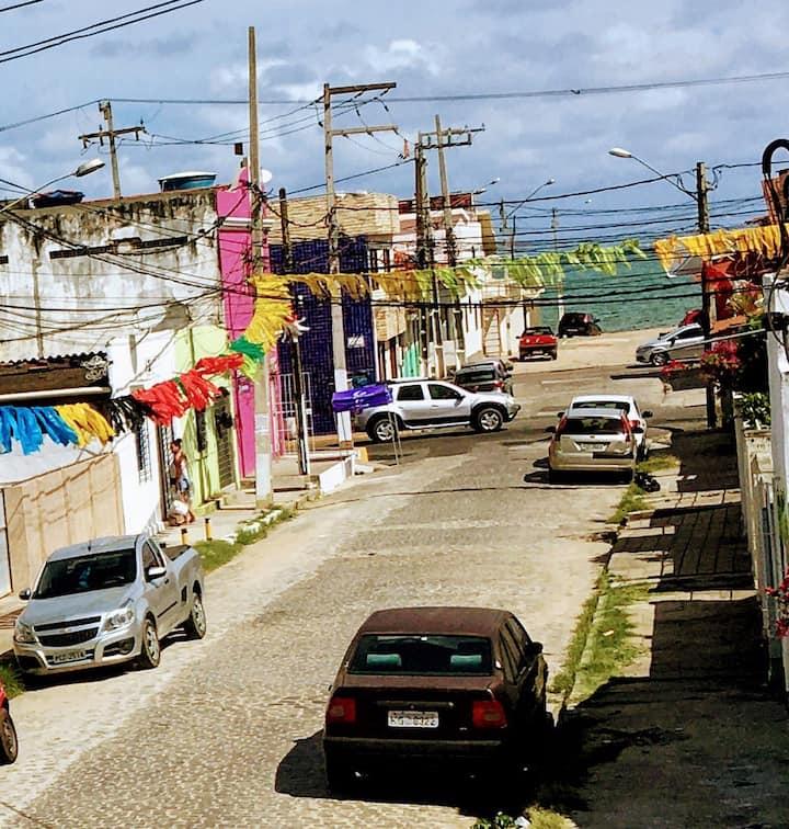 Girassol Olinda Hostel 1vaga