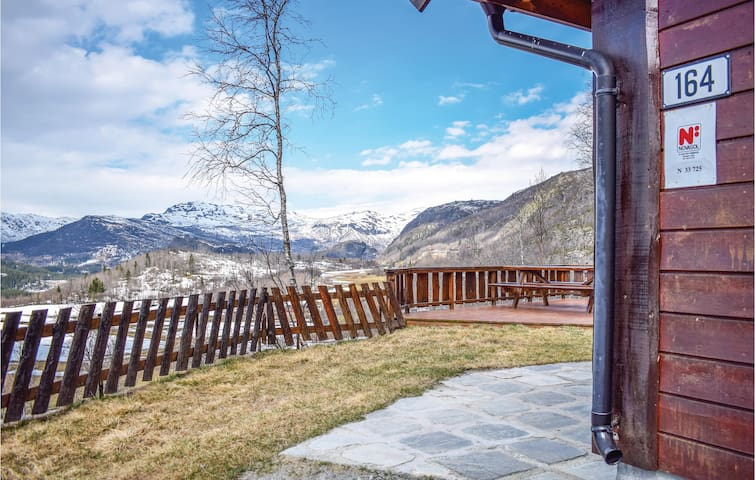 Holiday cottage with 4 bedrooms on 105m² in Hemsedal