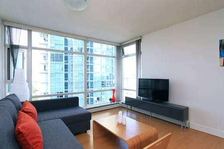 Exquisite View 1 Bedroom + 1 Parking - Vancouver
