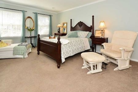 rooms in a mansion - Mahwah - Casa