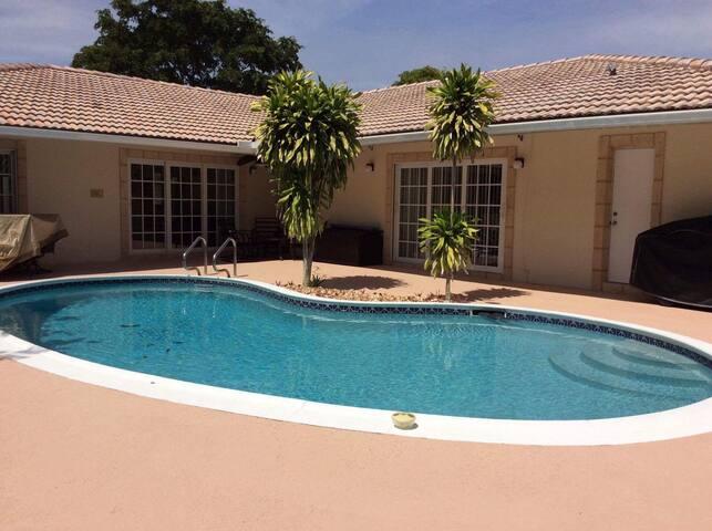 Bright Warm Florida Home