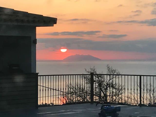 loue magnifique grand f3 neuf vu sur la mer - Poggio-Mezzana - House