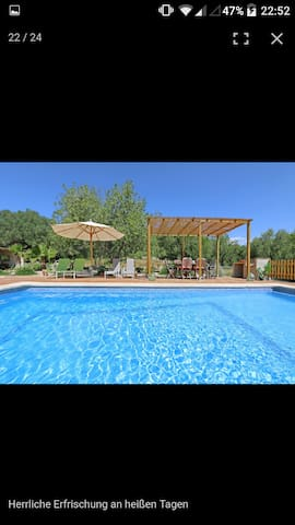 Un rincón en plena naturaleza - Sant Joan - Villa