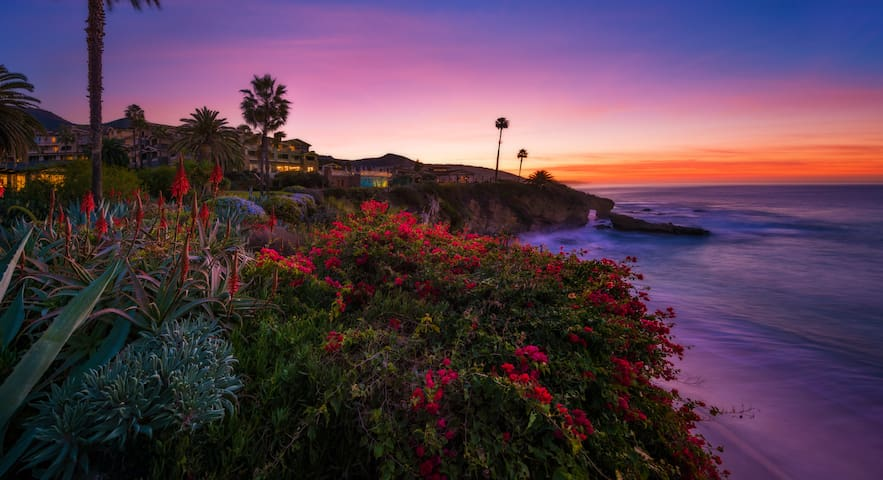 180' Ocean View Penthouse - Laguna Beach - Departamento