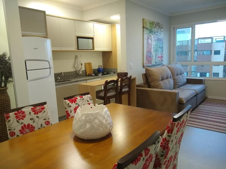 Bem-vindo ao nosso apartamento em estilo Colonial!