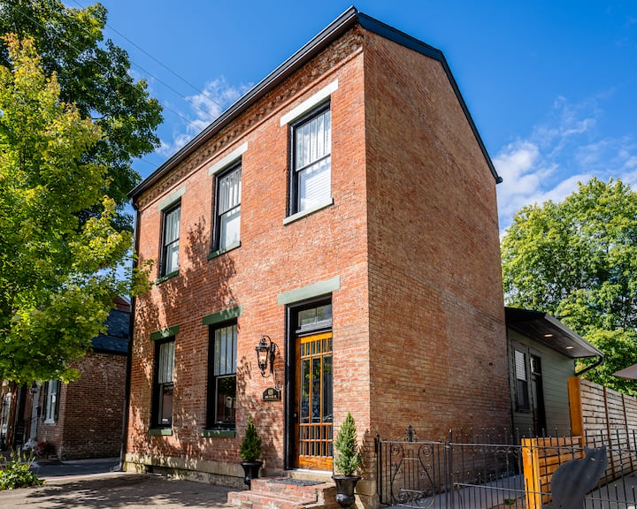 Extremely Clean Historic Brick House