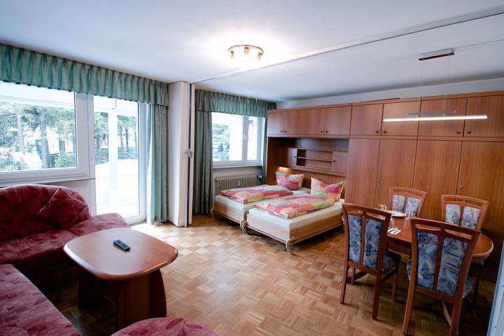 3-Sterne Ferienwohnung in Winterberg - Winterberg - Apartemen
