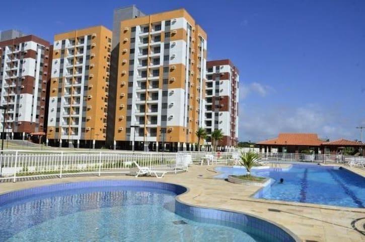 Apartamento Parque dos Pássaros Calhau - São Luís - Lakás