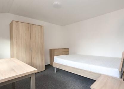 Luxuriöse und möbilierte 1,5 Zimmerwohnung