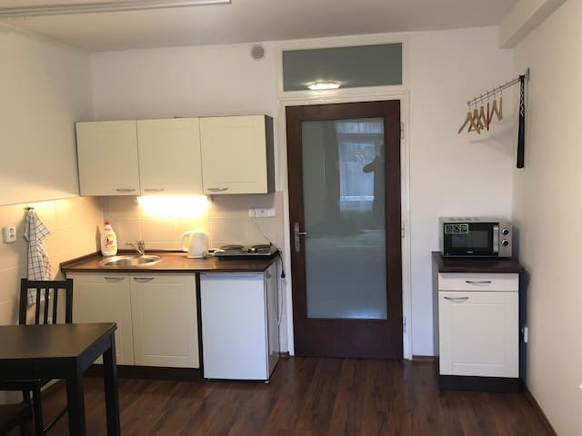 Nice studio flat in city centre