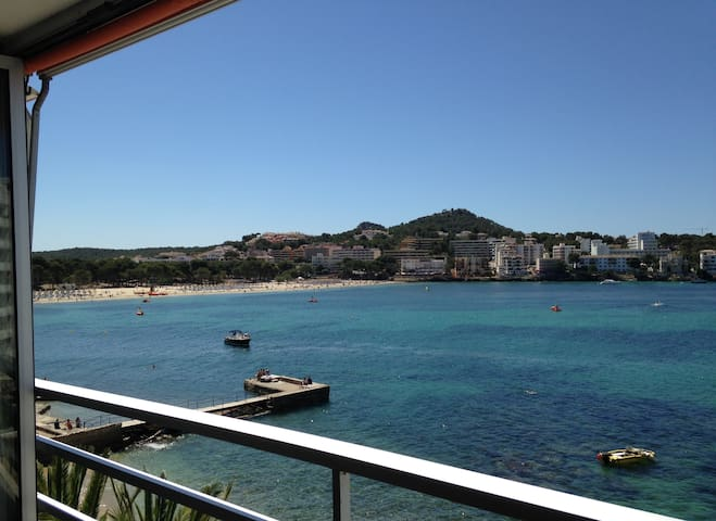 Wonderful Seaview on Sta Ponça bay - Rotes Velles - Apartment