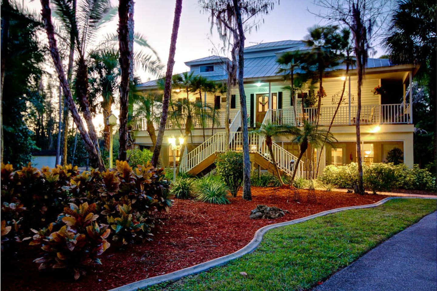 Key West Style, Second Floor Penthouse with wrap around porch