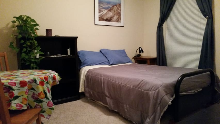 Clean, Quiet and Cozy Room in Carrollton - Carrollton - Apartment